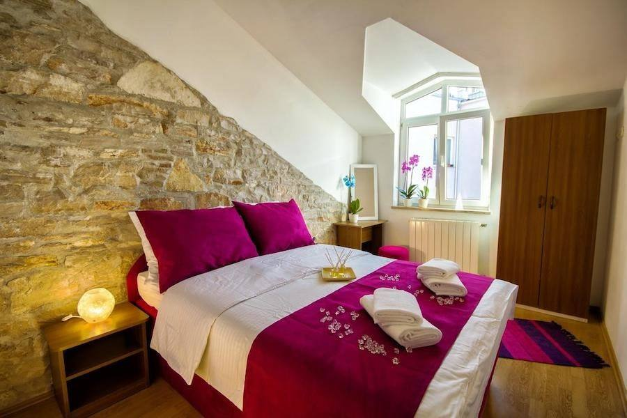 Croatia Travel Blog_Where to Stay in Pula_City Point Rooms