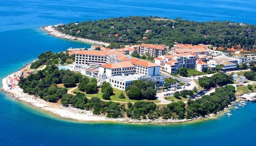 Croatia Travel Blog_Where to Stay in Pula_Park Plaza Histria, Pula