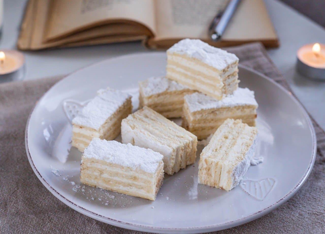 Croatian Desserts - Bieja Pita