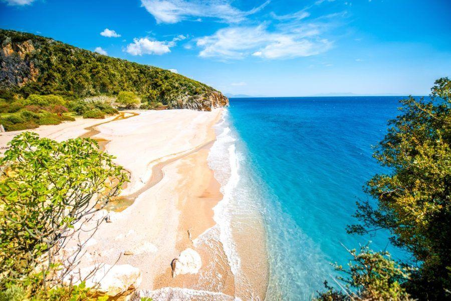 Albanian Riviera Guide - Gjipe beach