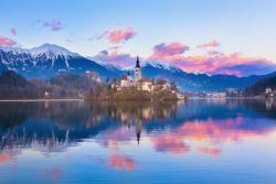 BEST BALKAN CITIES_Holidays In The Balkans - LAKE BLED