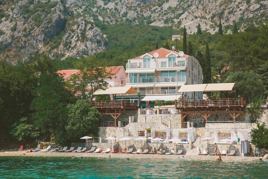 Montenegro Travel Blog_Things to do in Montenegro with Kids_Hotel Casa del Mare, Kotor Bay
