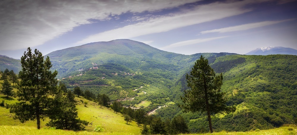 Things to do in Kosovo - Mountain valley