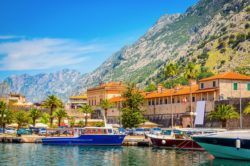 Port In Kotor Montenegro - Things To Do In Montenegro