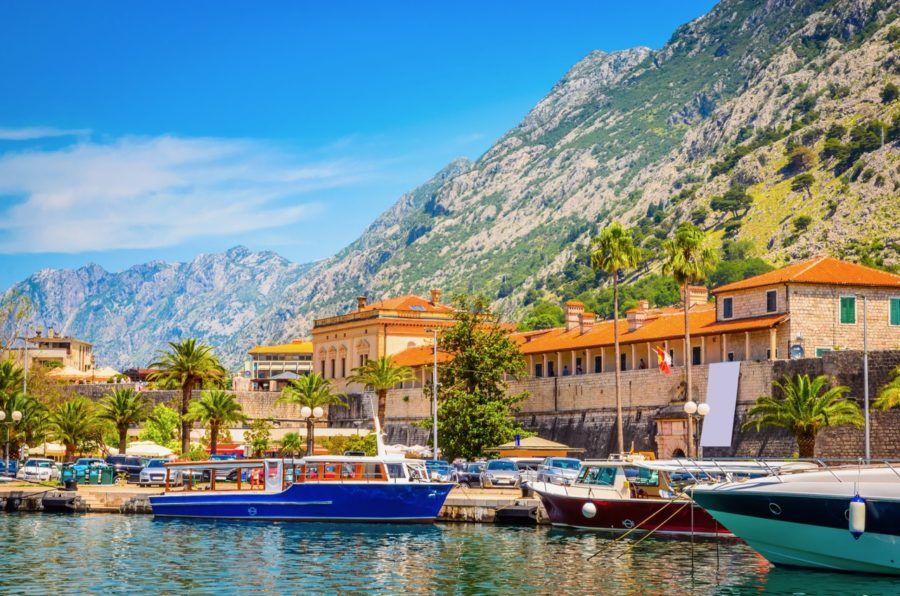Port In Kotor Montenegro - Things To Do In Montenegro