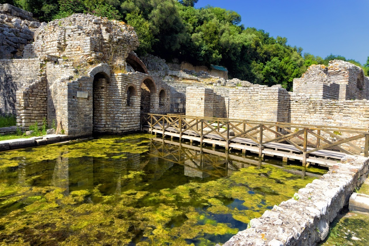 Things to do in Saranda - Ruins Butrint Albania