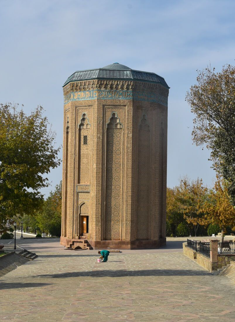 The Autonomous Republic Of Nakhchivan - Momine Khatun Mausoleum 2