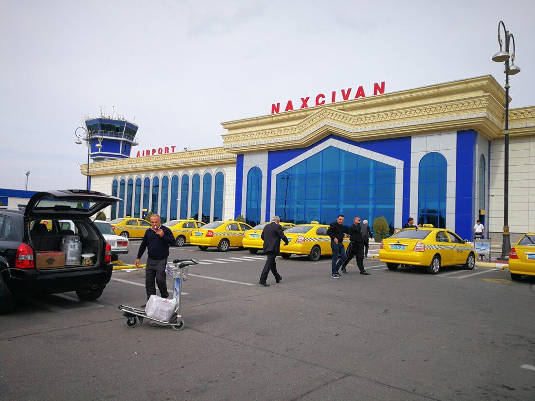 The Autonomous Republic Of Nakhchivan - nakhchivan airport