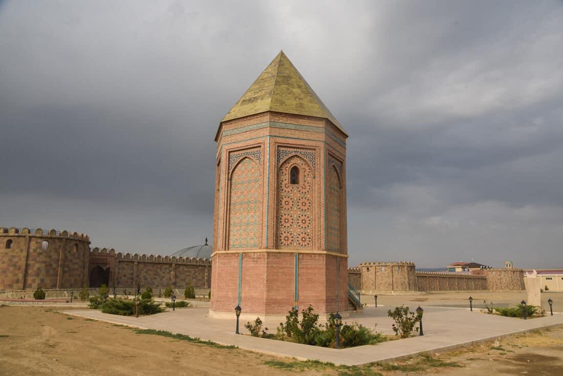 The Autonomous Republic Of Nakhchivan - noah's tomb