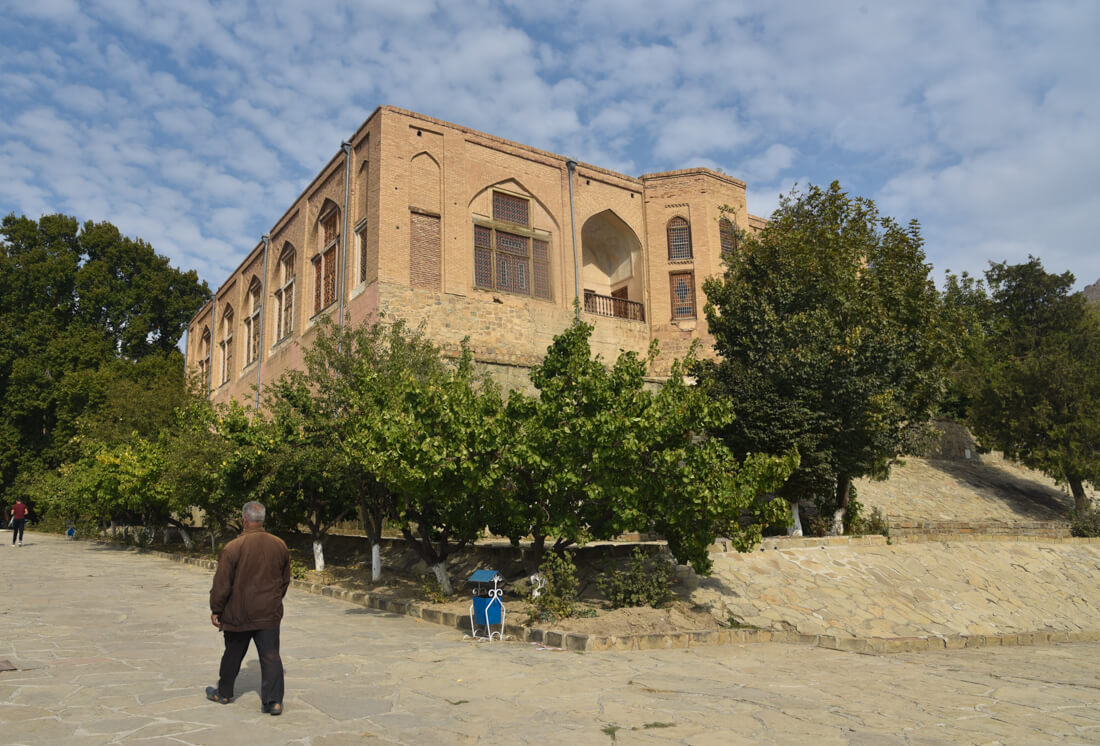 The Autonomous Republic Of Nakhchivan - ordubad - juma mosque