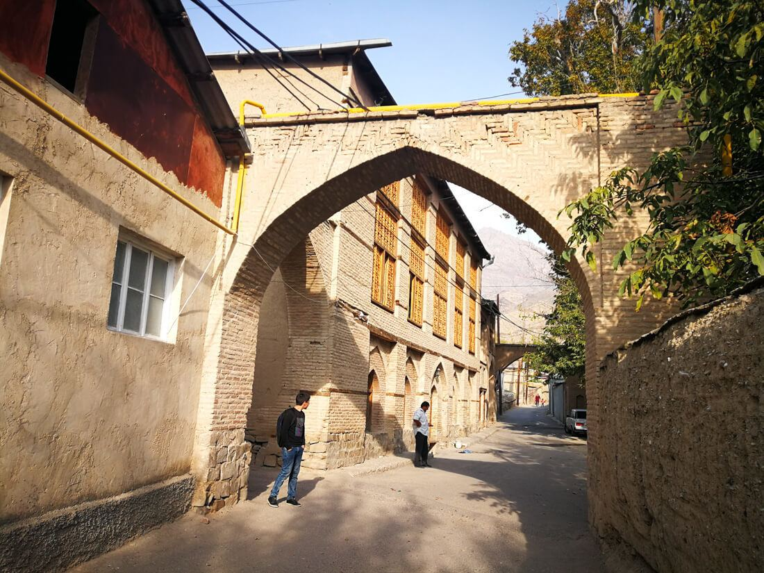 The Autonomous Republic Of Nakhchivan - ordubad - medieval old city