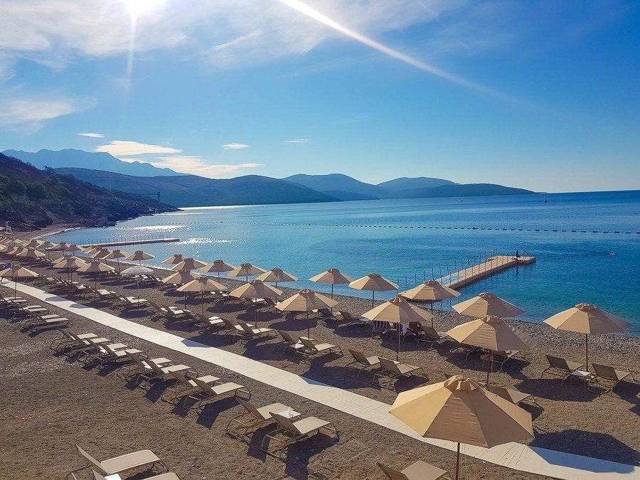 The Chedi Luštica Bay_Beach