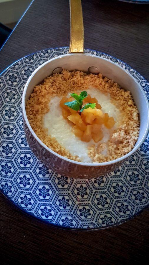 The Chedi Lustica Bay_Coconut Rice