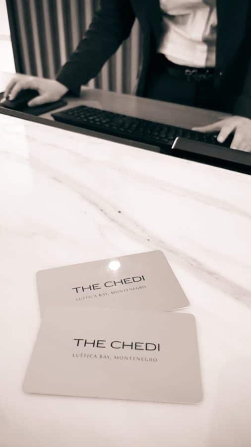 The Chedi Lustica Bay_Keys