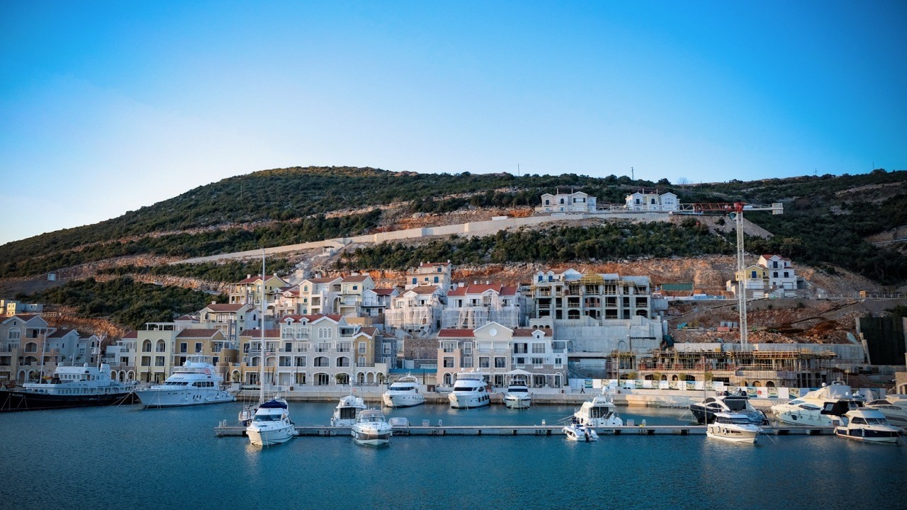 The Chedi Lustica Bay_Marina 2