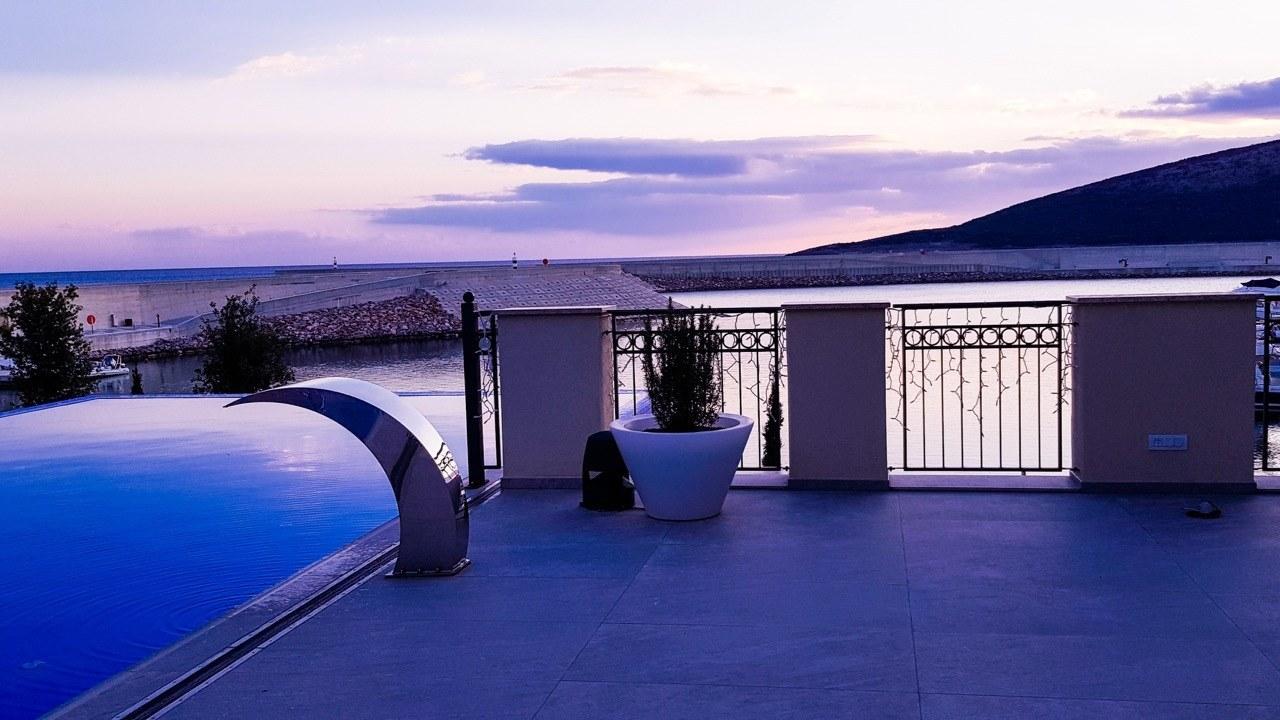 The Chedi Lustica Bay_Pool