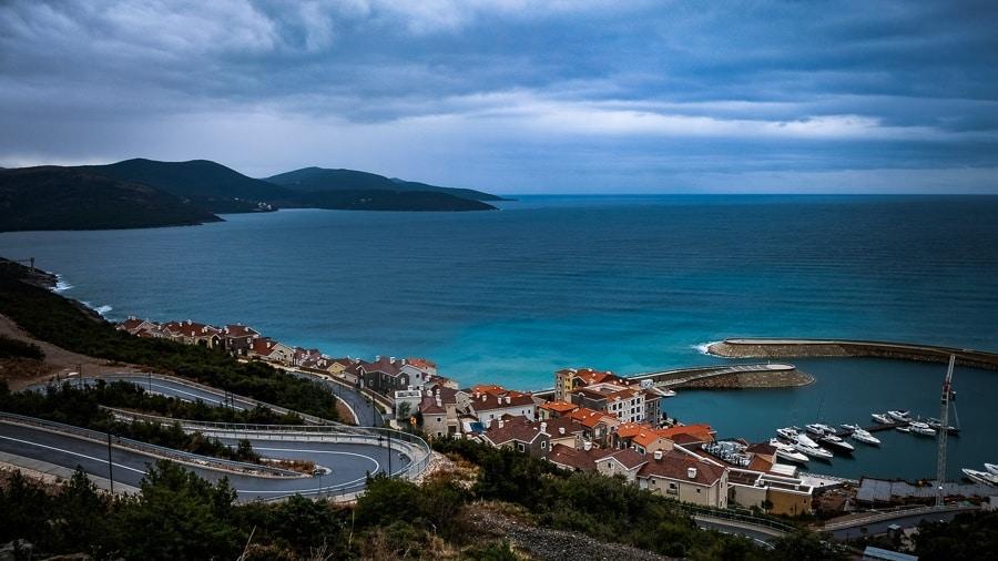 The Chedi Lustica Bay_Road
