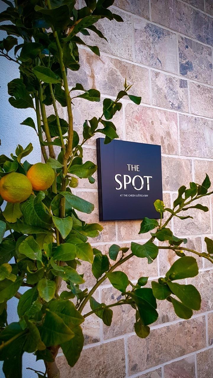 The Chedi Lustica Bay_The Spot