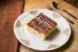Albanian Food - Trilece - Balkan Dessert