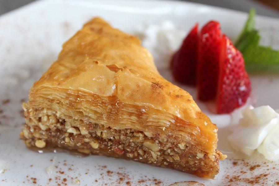 Albanian Food - Baklava