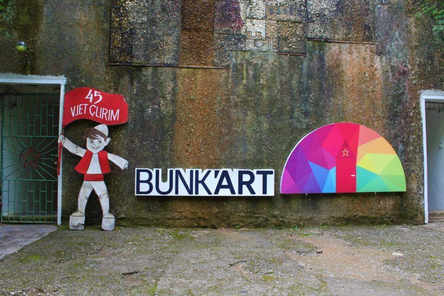 A weekend in tirana_bunkart_tirana