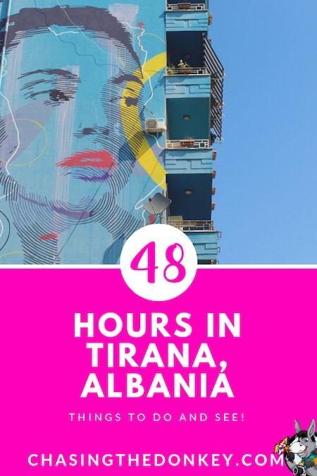 Albania Travel Blog_Things to do in Albania_48 Hours in Tirana Albania