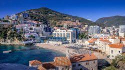 Best Beaches In Montenegro - Mogren Beach Budva (1)