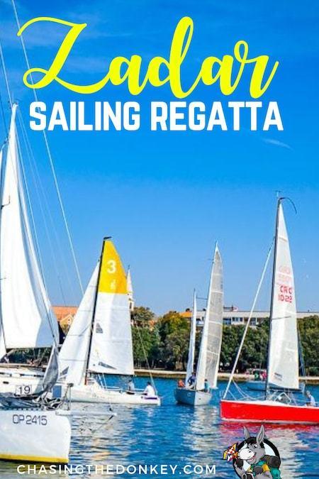Croatia Travel Blog_Things to do in Croatia_Zadar Sailing Regatta_Zadarska Koka