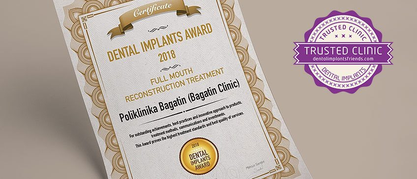 Dental Work In Croatia_Dental Implant Awards