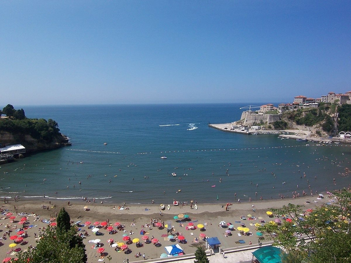 Best Beaches In Montenegro - Mala Plaza Ulcinj