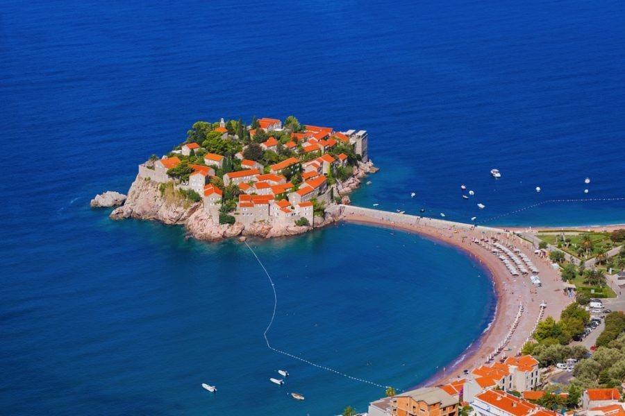 Best Beaches In Montenegro - Sveti Stfan