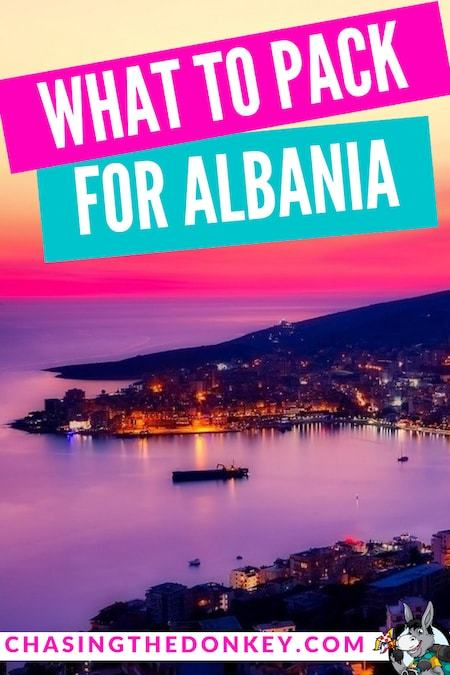 Albania Travel Blog_Things to do in Albania_What to Pack for Albania