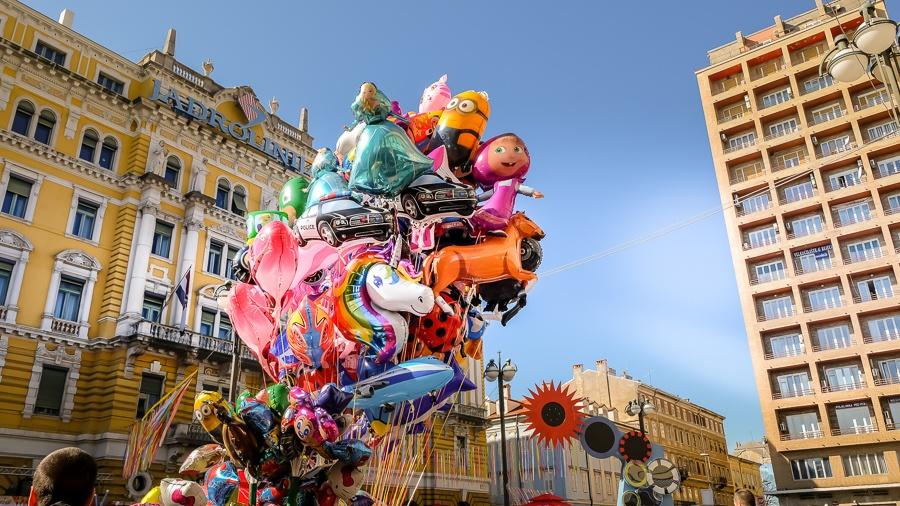 Balloons_Rijeka Carival Weekend