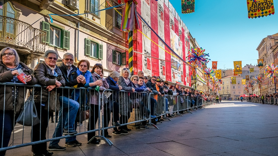 Crowds_Rijeka Carival Weekend