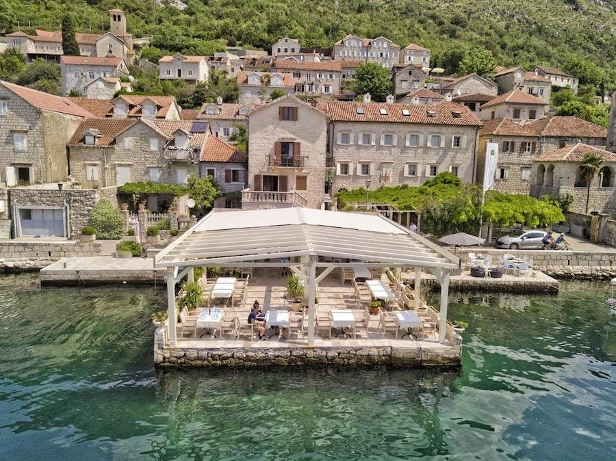 Montenegro Travel Blog_Where to Stay in Kotor Bay Montenegro_Hotel Admiral