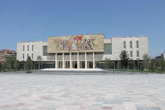 Best Museums In Tirana - National History Museum Tirana