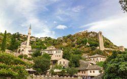 Best Day Trips From Mostar - Pocitelj landscape, Bosnia and Herzegovina