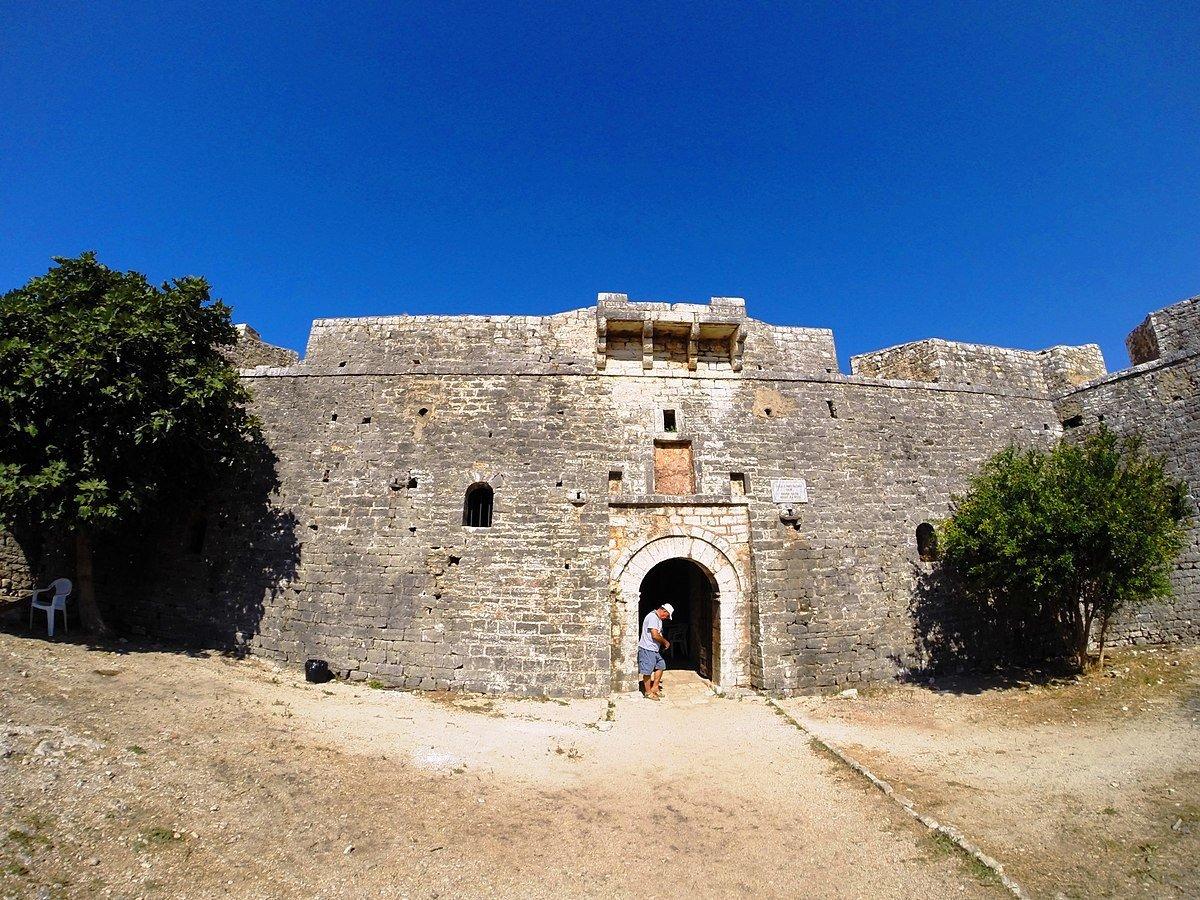 Best Castles In Albania - Porto Palermo Castle