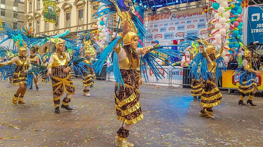 Rijeka Carnirval Weekend_Blue Dance