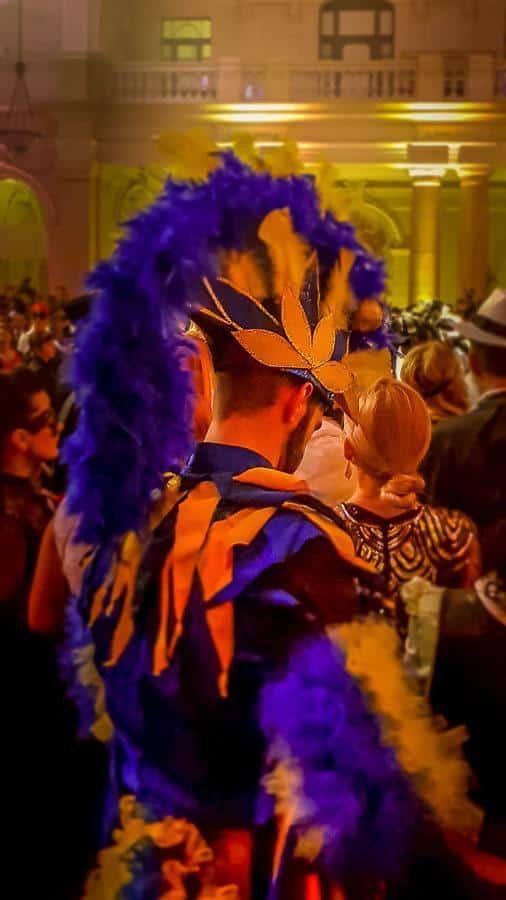 Rijeka Carnival Ball_Bird