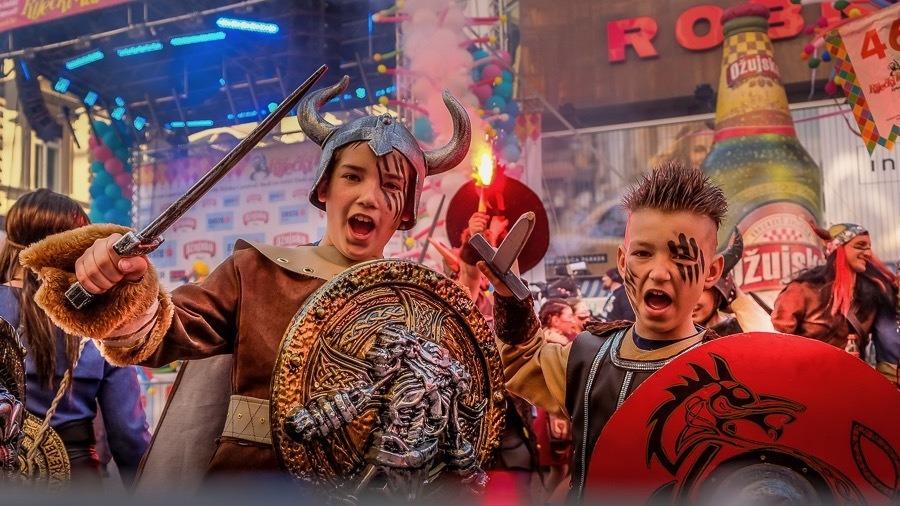 Rijeka Carnival_.Warriors