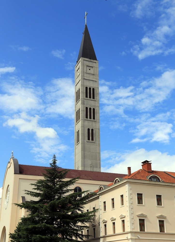 Saints Peter and Paul Monastery Mostar