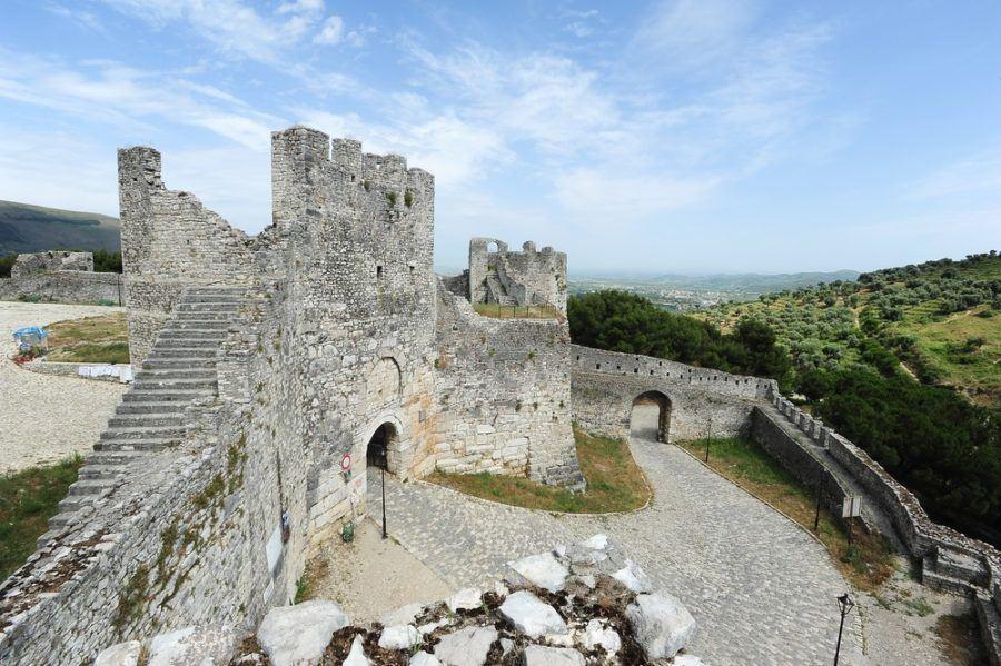 Best Castles In Albania - Travel Blog - Berat Castle