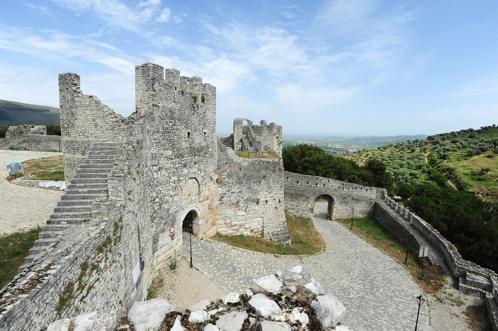 Best Castles In Albania - Travel Blog - Berat Castle