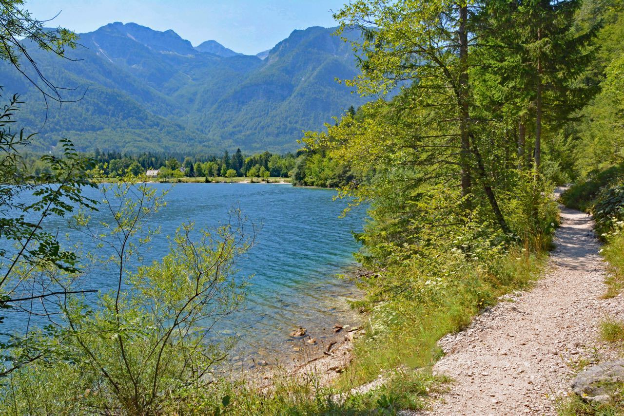 Best Day Trips From Lake Bled Slovenia_Lake Bohinj - ForgetSomeday (1)
