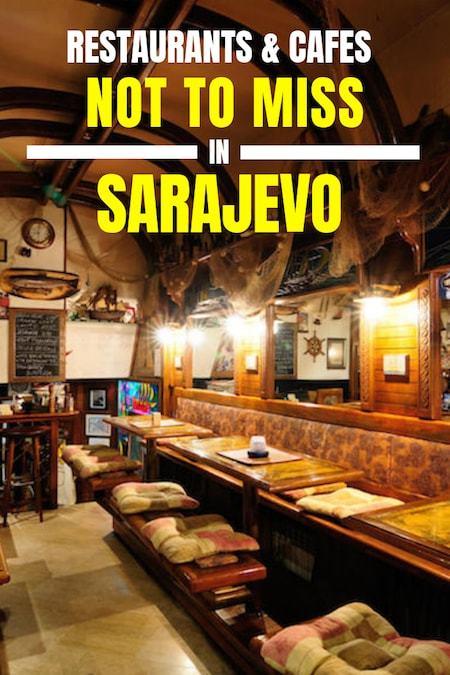 Bosnia and Herzegovina Travel Blog_Best Restaurants and Cafes in Sarajevo