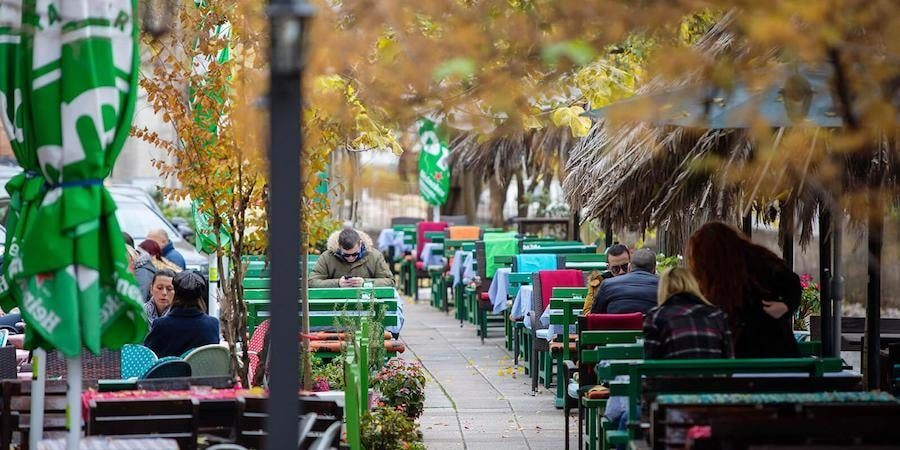 Bosnia and Herzegovina Travel Blog_Things to do in Mostar_Where to Eat in Mostar_Café Bar Niđe Veze