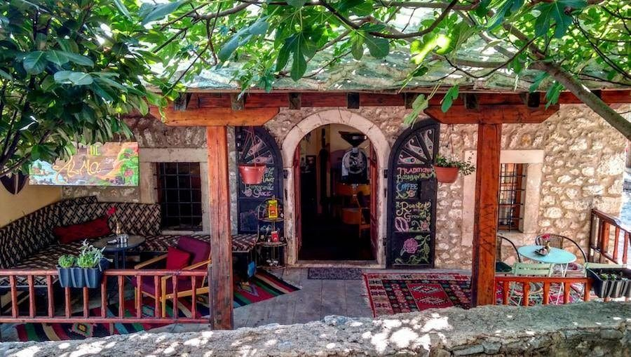 Bosnia and Herzegovina Travel Blog_Things to do in Mostar_Where to Eat in Mostar_Café De Alma
