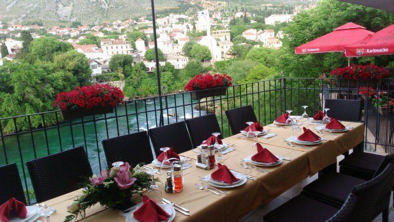 Bosnia and Herzegovina Travel Blog_Things to do in Mostar_Where to Eat in Mostar_Harmonija