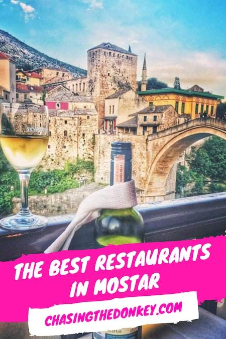 Bosnia and Herzegovnia Travel Blog_Where to Eat in Mostar